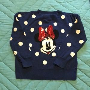 Minnie Mouse Gap/Disney sweater